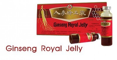 Ženšen Royal Jelly-Ginseng Royal Jelly